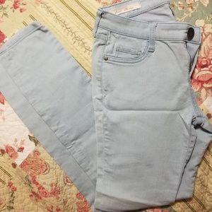 Denim - Light Blue Skinny Jeans
